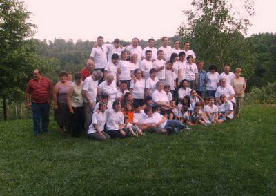 2007 - Encontro família Fonda na Eslovênia