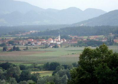 2007 - Vila onde nasceram Nobert e Maria Fonda - Braslovce
